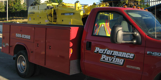 Performance Paving Ltd.